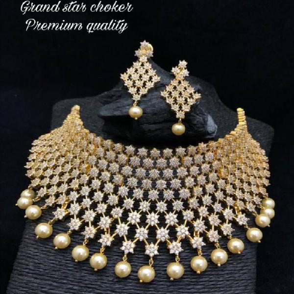Buy fashion pendant & long statement necklace online at