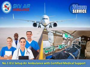 Choose world�s extra ordinary commercial air ambulance in