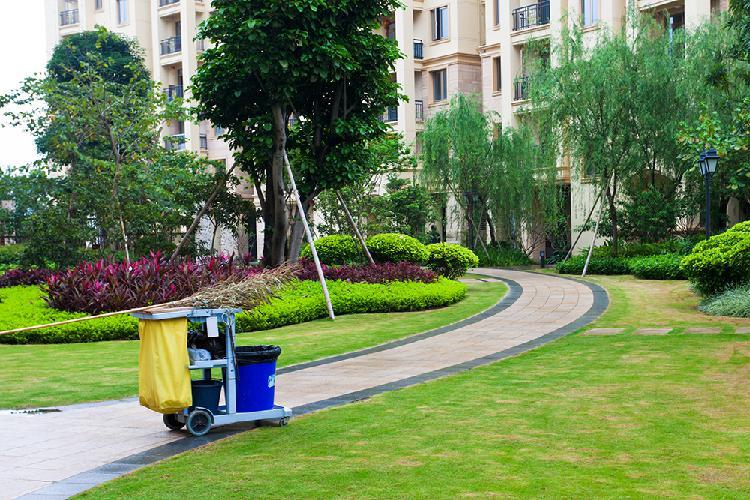 Corporate garden maintenance in kolkata