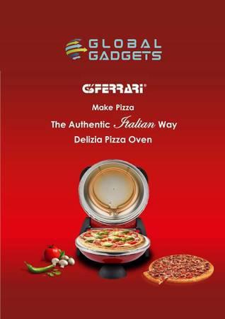 G3 ferrari delizia pizza maker | global gadgets -