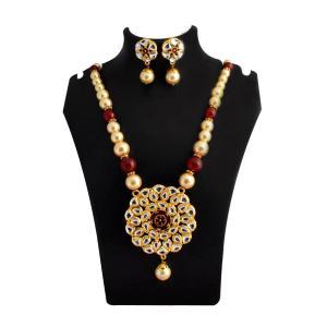 Kundan meenakari jewellery manufacturer and wholesaler