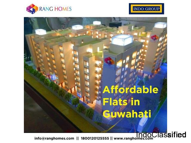 New affordable flats in guwahati
