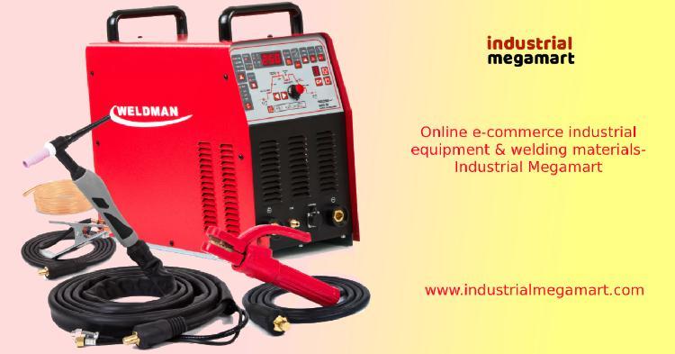 Online ecommerce industrial equipment welding materials