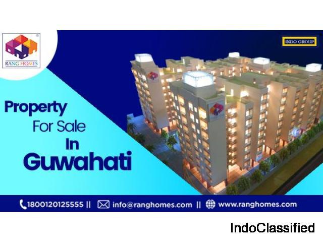 Property for sale in guwahati