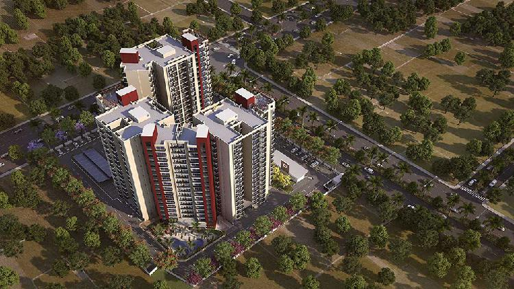 Spacious 2&3 bhk homes in sushant golf city,lucknow.