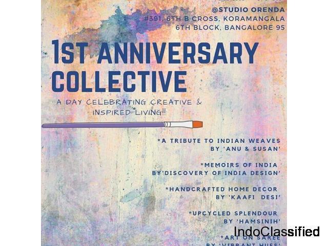 Studio orenda – celebrates its 1st year anniversary