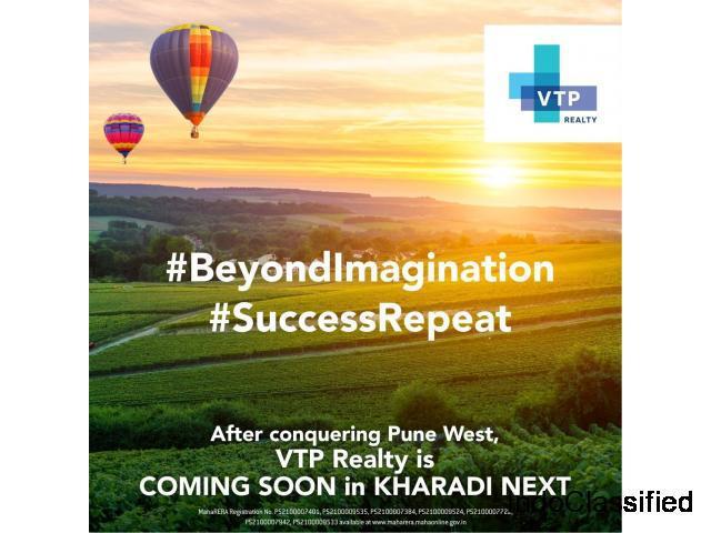 Vtp pegasus pre-launched kharadi annex, pune