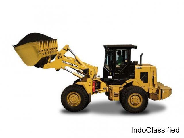 Wheel loader india