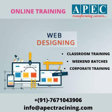Web designing training in hyderabad - lessons & tutoring