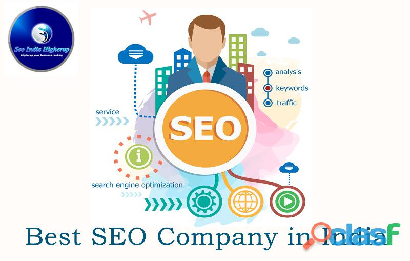 Best SEO Company in India – (+91) 7827831322 – SEO India Higherup