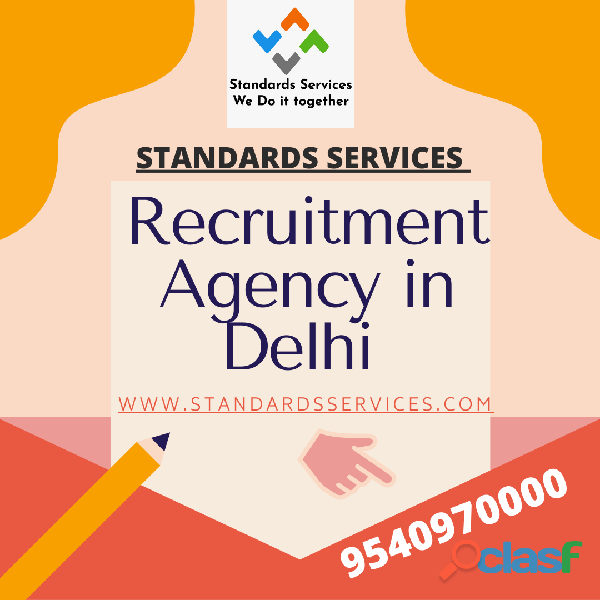 Recruitment Agency in Delhi