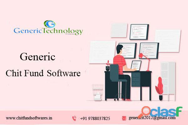 Generic Chit Fund Software Demo
