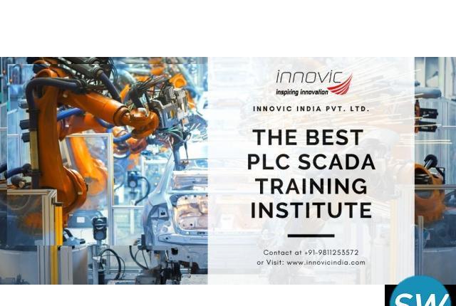 Best plc scada training in delhi ncr