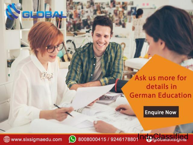 Best study in germany consultants in hyderabad | global six