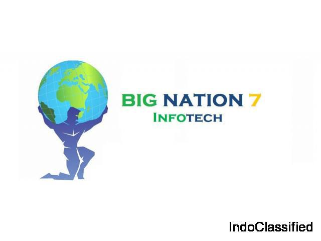 Big nation 7 infotech- it services above expectations