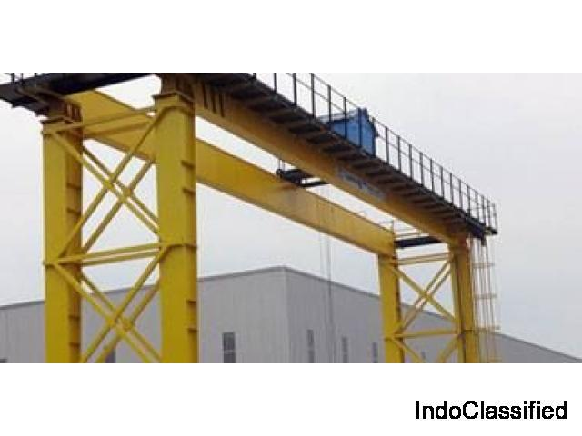 Cranes manufacturer & exporter in india – sparkline