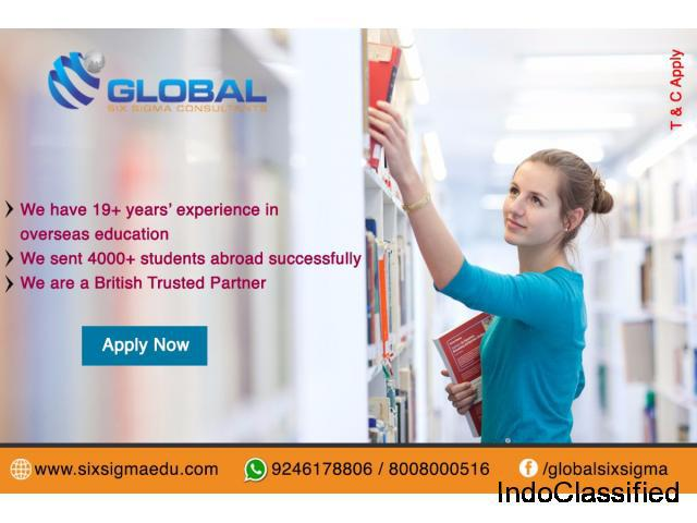 Free study abroad consultants in hyderabad | global six