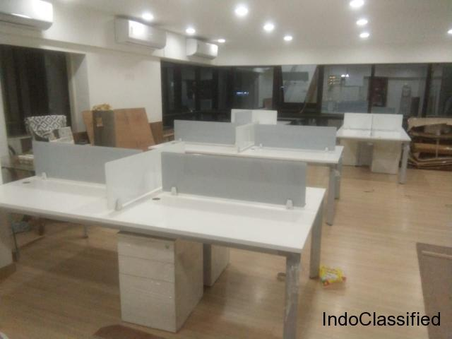 Get modular office furniture and workstations, cupboards,
