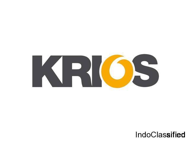 Krios - modular furniture showroom in ahmedabad