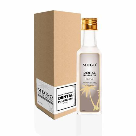 Mogo dental pulling oil - clove - health and beauty - by