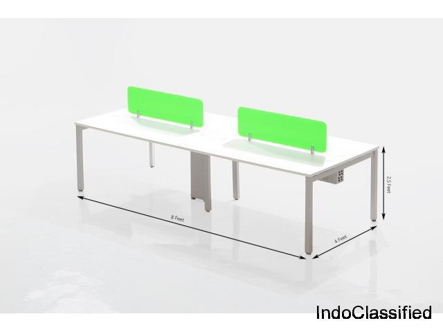 Office furniture by innodesk. modular workstation, cabin