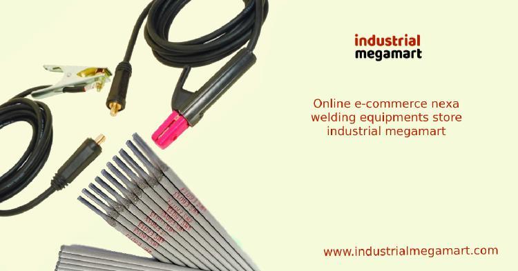 Online welding machine supplier industrial megamart