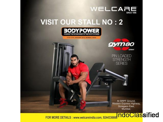 Treadmill online in kolkata - welcare india (contact: