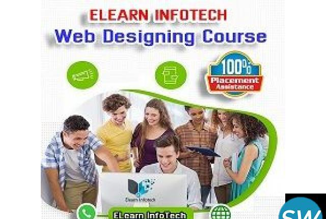 Web designing course with placement guarantee in hyderabad