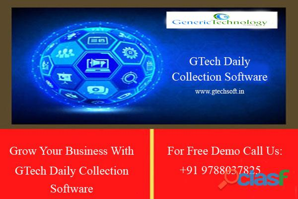 GTech Daily Payment Collection Software
