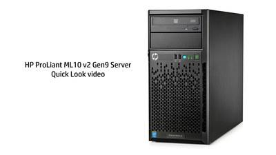 Hp proliant server ml10v2server for sale bangalore at an