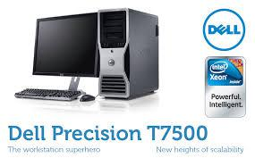 Incredibly faster dell t7500 workstation rental noida