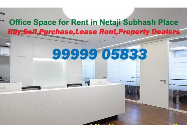 Office space for rent in netaji subhash place | buy, sell