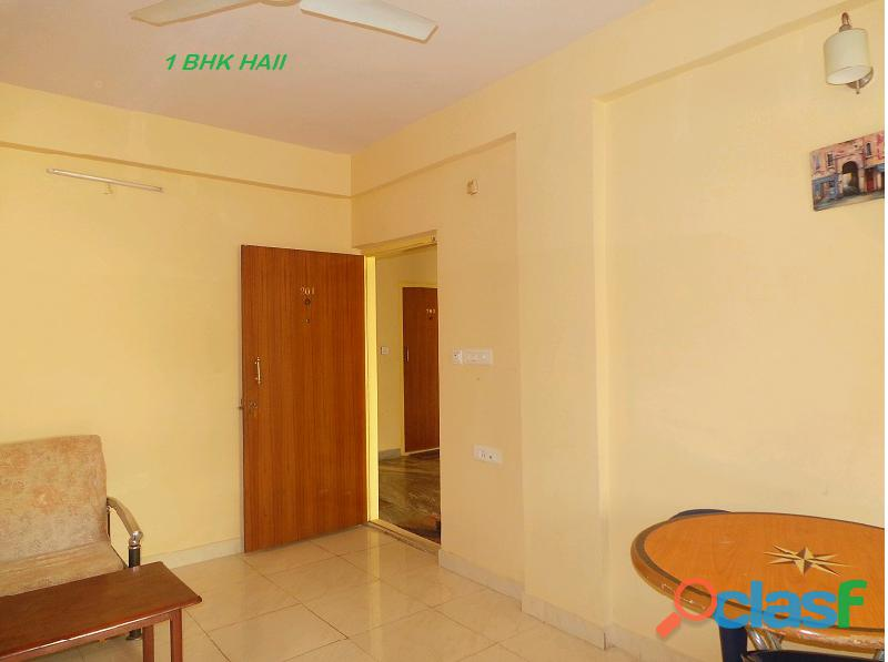 SINGLE 1BHK FULLY FURNISHED FOR RENT WITH KITCHEN