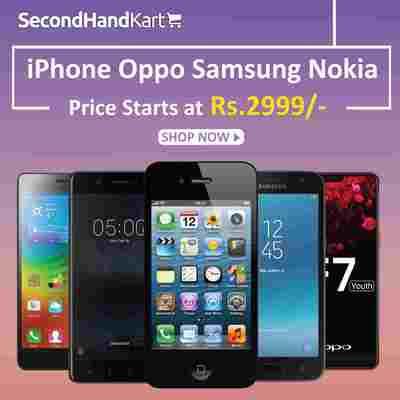 Branded refurbished phones at low price