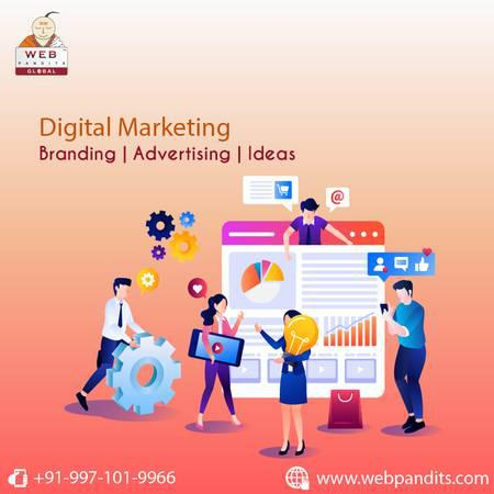 Digital marketing services in delhi/ncr - computer services