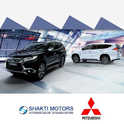 New mitsubishi pajero sport in india