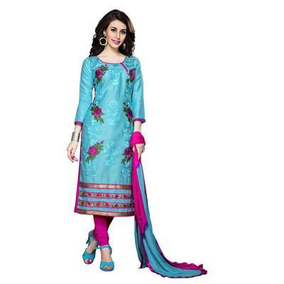 Women's dress materials online shopping