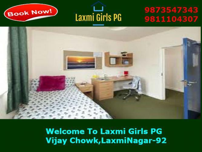 Get affordable pg for girls in laxmi nagar