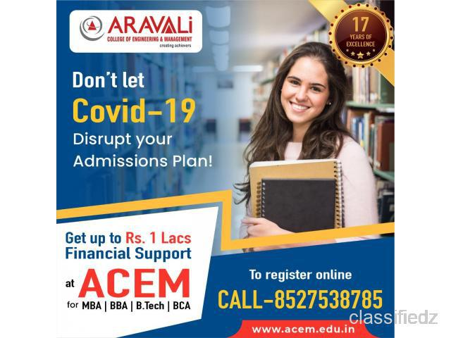 Aravali college of engineering and management faridabad