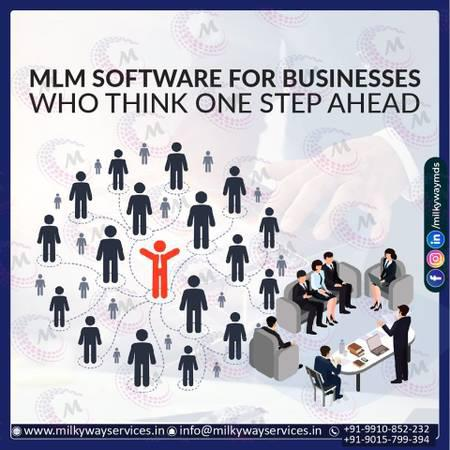 Mlm software company in noida. - computer services