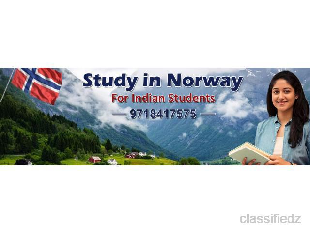 Study ms in norway noida