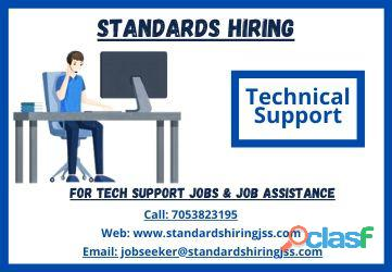 Technical Support Jobs in Delhi
