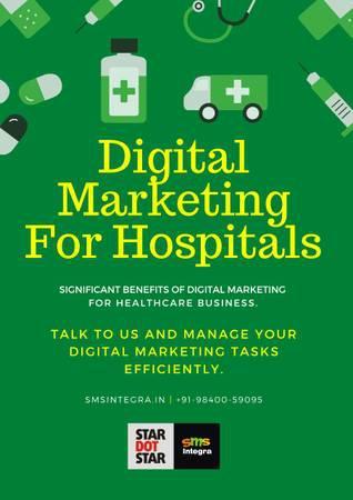 Digital marketing service - computer services