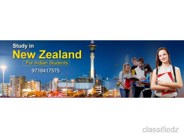 How to get admission in new zealand colleges noida