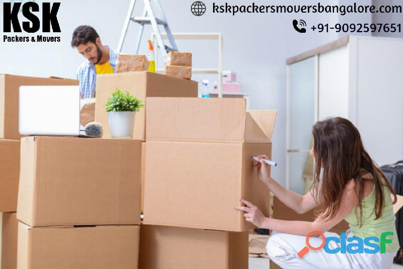Packers and movers in bangalore   one stop moving service