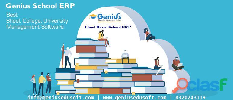 Academics Management software   School, Colleges, University   Genius EduSoft