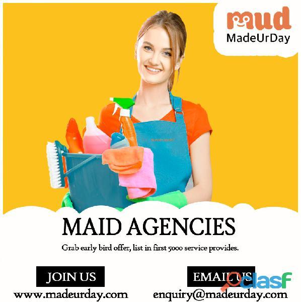 Maid agencies in delhi ncr   mudfru