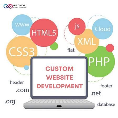 Best custom website development services - l4rg - computer