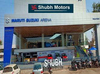 Call on shubh motors jabalpur contact no to book your car