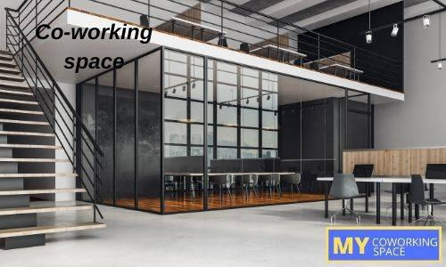Co-working space in hyderabad - real estate services